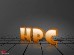 Fond d\'écran HPC
