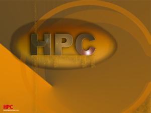 Fond d'écran HPC