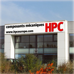 Engrenages HPC : Mechanical components