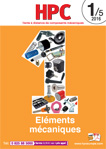 Éléments mécaniques : Télécharger le tome 1 en PDF