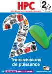 Catalogue HPC : Tome 2 : transmissions de puissance