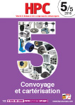 Catalogue HPC : Volume 5 : convey and housing